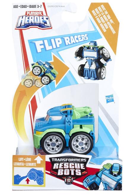 Transformers Playskool Heroes Rescue Bots Hoist The Tow Bot Action Figure [Flip Racers]