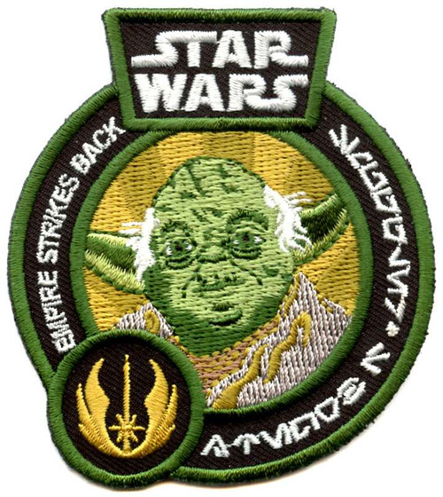 Funko Star Wars Rogue One Yoda Exclusive Patch