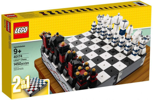 LEGO Iconic Chess Set Set #40174