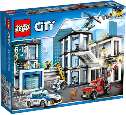 LEGO City Police Station Set #60141