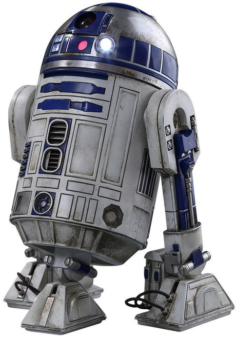 Star Wars The Force Awakens Movie Masterpiece R2-D2 Collectible Figure