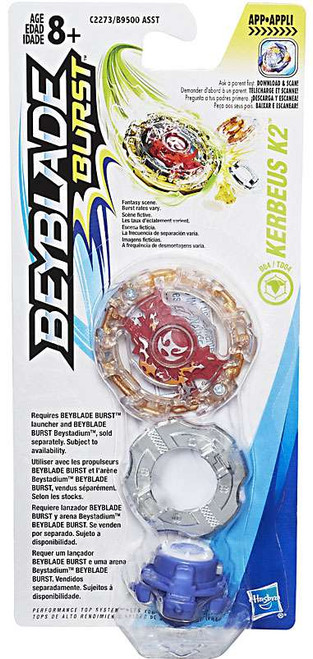 Beyblade Burst Kerbeus K2 Single Top