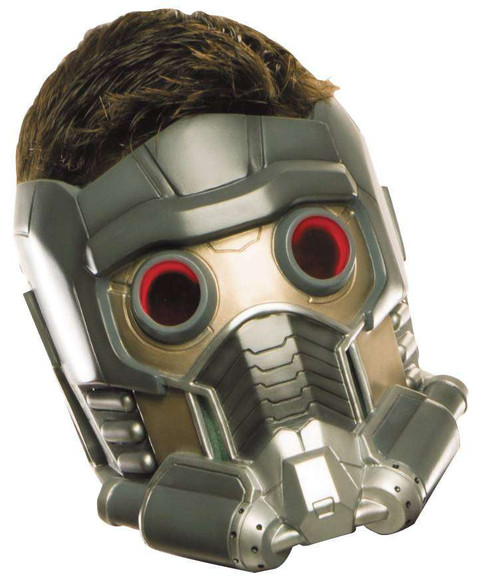 Marvel Guardians of the Galaxy Vol. 2 Star-Lord Helmet Roleplay [With Lights]