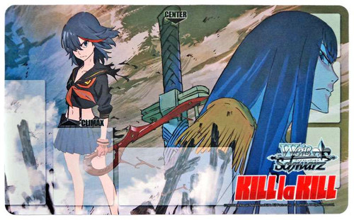 Weiss Schwarz Card Supplies Kill La Kill Playmat