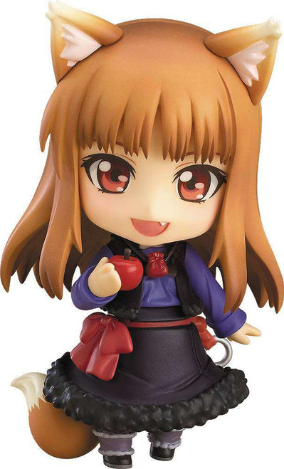 Spice and Wolf Nendoroid Holo Action Figure