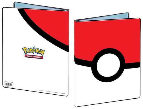Ultra Pro Pokemon Trading Card Game Card Supplies Poke Ball 9-Pocket Binder
