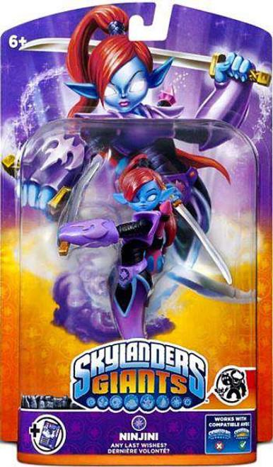 Skylanders Giants Ninjini Figure Pack [Loose]
