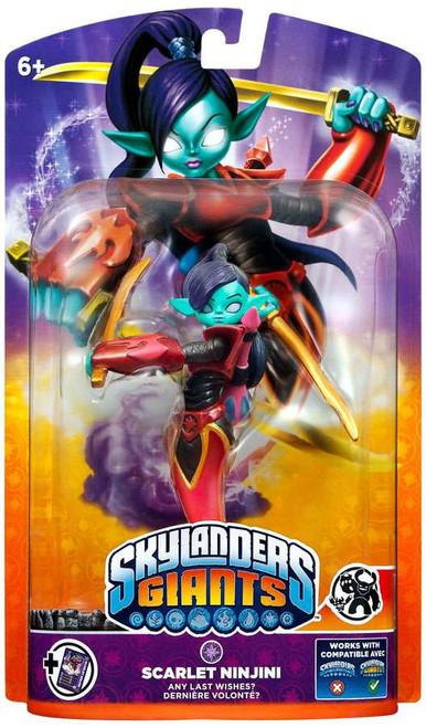Skylanders Giants Scarlet Ninjini Figure Pack [Loose]
