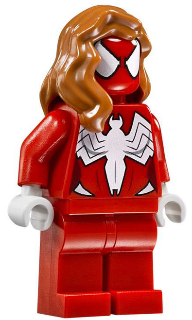 LEGO Marvel Super Heroes Spider-Girl Minifigure [Loose]