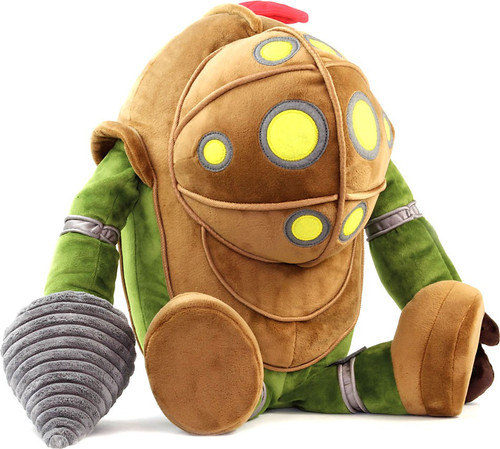 Bioshock Big Daddy 17-Inch Plush