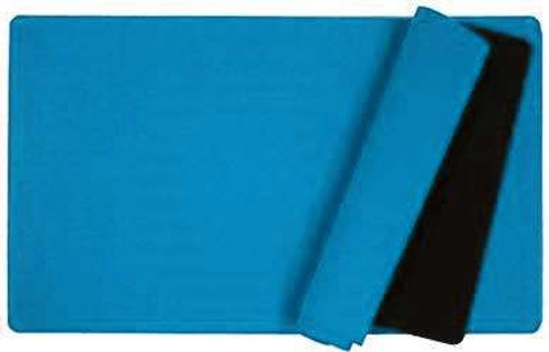 Card Supplies Turquoise 12-Inch x 24-Inch Play Mat