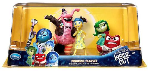 Disney / Pixar Inside Out Exclusive 6-Piece PVC Figure Play Set [Damaged Package]