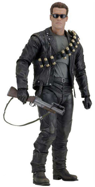 NECA Terminator 2 Judgment Day Quarter Scale T-800 Action Figure