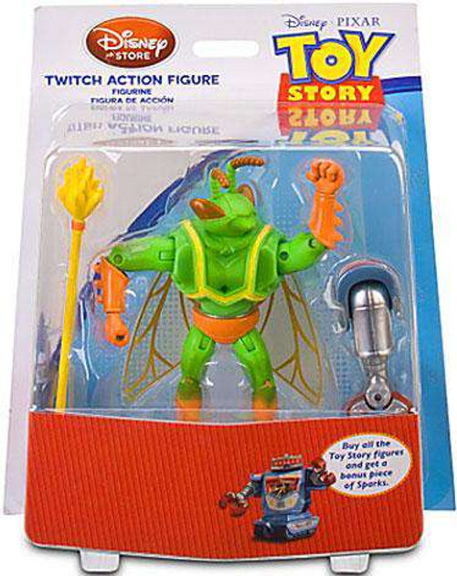 Disney Toy Story Sparks Build a Figure Twitch Exclusive Action Figure [Damaged Package]