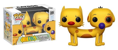 Funko Nickelodeon Cat Dog POP! TV Catdog Vinyl Figure #221
