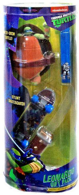 Teenage Mutant Ninja Turtles Nickelodeon Leonardo Gift Pack [Damaged Package]