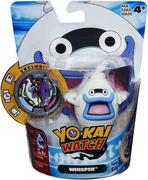 Yo-Kai Watch Medal Moments Whisper Mini Figure [Loose]