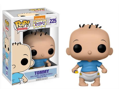 Funko Nickelodeon Rugrats POP! TV Tommy Vinyl Figure #225 [Blue Shirt, Regular Version]