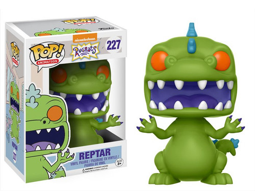 Funko Nickelodeon Rugrats POP! TV Reptar Vinyl Figure #227 [Green, Regular Version]