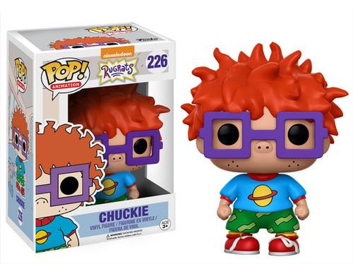 Funko Nickelodeon Rugrats POP! TV Chuckie Vinyl Figure #226