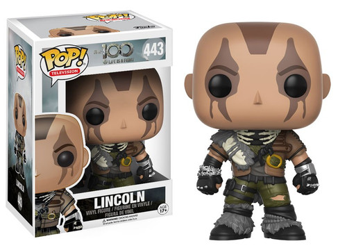 Funko The 100 POP! TV Lincoln Vinyl Figure