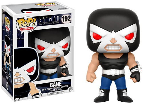 Funko Batman The Animated Series POP! Animation Bane Vinyl Figure