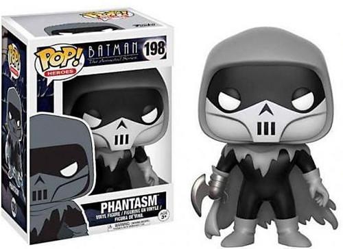 Funko Batman The Animated Series POP! Animation Phantasm Vinyl Figure #198