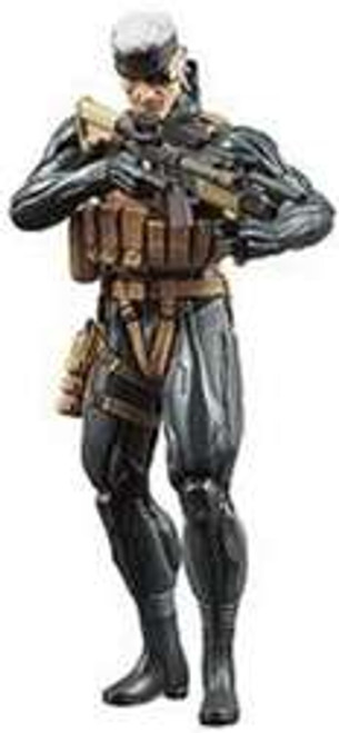 Metal Gear Solid 4 Snake Action Figure [Loose]