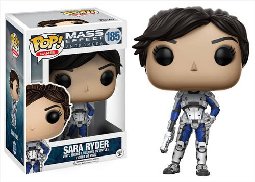 Funko Mass Effect: Andromeda POP! Games Sara Ryder Vinyl Figure #185