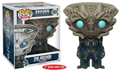 Funko Mass Effect: Andromeda POP! Games The Archon 6-Inch Vinyl Figure #191 [Super-Sized]