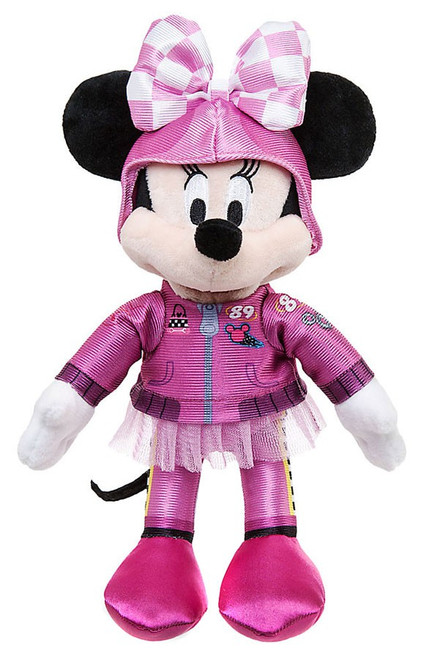Disney Mickey & Roadster Racers Minnie Exclusive 9.5-Inch Plush