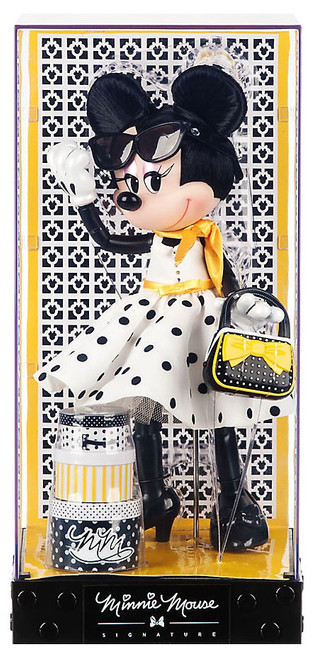 Disney Signature Minnie Mouse Exclusive 12-Inch Doll [White Dress]