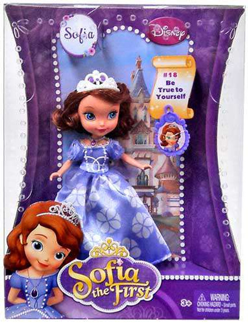 Disney Sofia the First Princess Sofia 5-Inch Doll [Damaged Package]