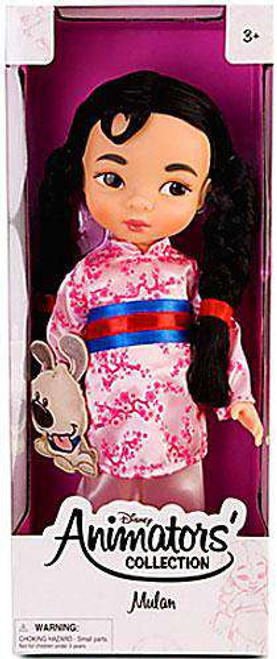 Disney Princess Animators' Collection Mulan Exclusive 16-Inch Doll [Damaged Package]