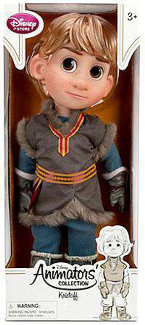 Disney Frozen Animators' Collection Kristoff Exclusive 16-Inch Doll [Damaged Package]