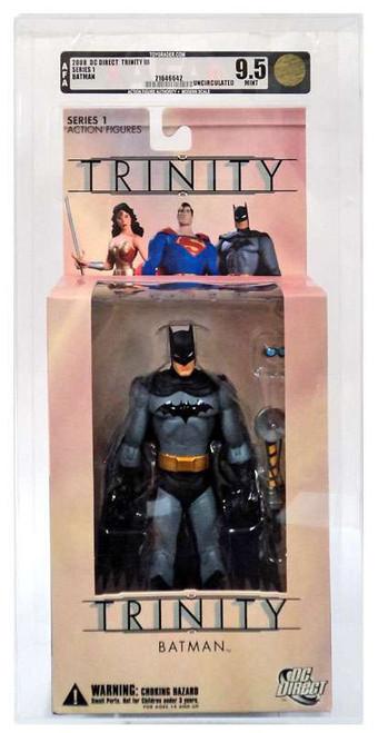 Trinity Series 1 Batman Action Figure [AFA 9.5] [AFA Graded 9.5]