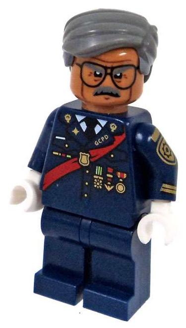 DC LEGO Batman Movie Commissioner James Gordon Minifigure [Loose]