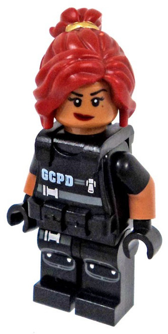 DC LEGO Batman Movie Loose Barbara Gordon Minifigure [Loose]