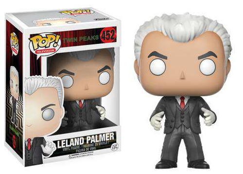 Funko Twin Peaks POP! TV Leland Palmer Vinyl Figure #452