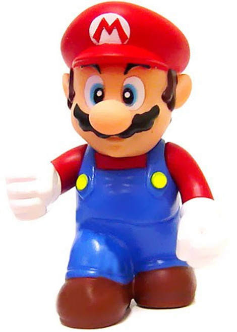 Super Mario Bros. Mario 3-Inch Mini Figure