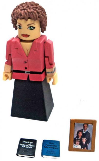 Die Hard PALz Series 1 Holly Gennero McClane Mini Figure