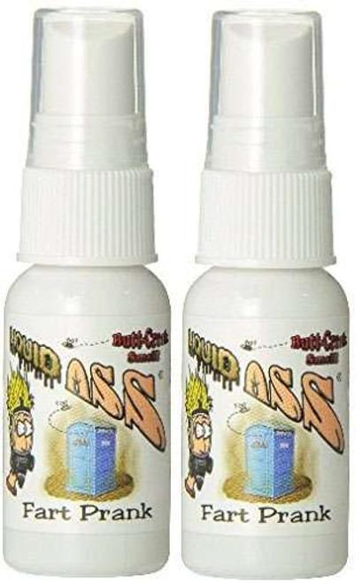 Liquid Ass 2 Pack Gag Gift