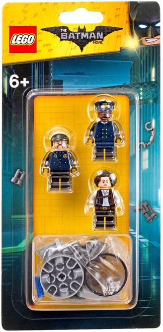 LEGO DC The Batman Movie Gotham Police Department Mini Figure Set #853651