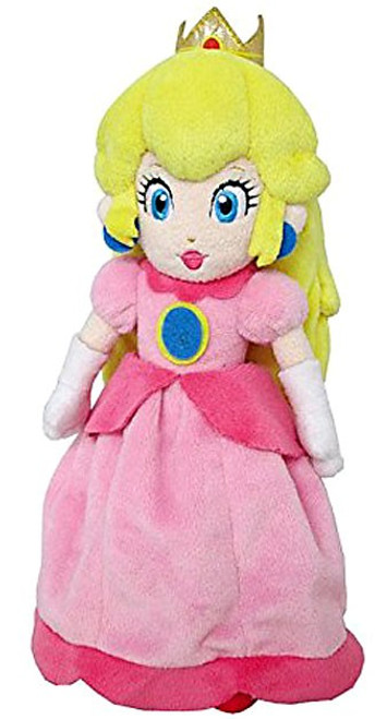 Super Mario Princess Peach 10-Inch Plush