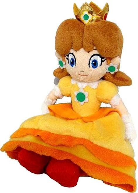 Super Mario Daisy 10-Inch Plush