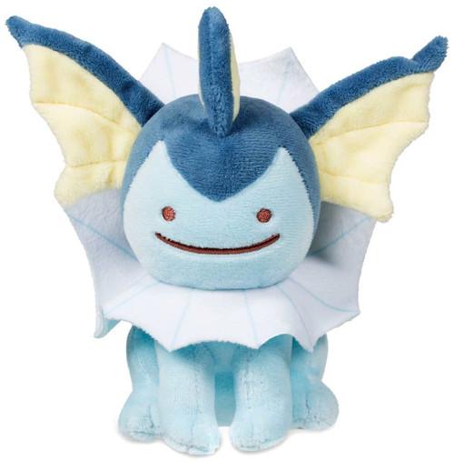 Pokemon Ditto as Vaporeon Exclusive 6.75-Inch Plush