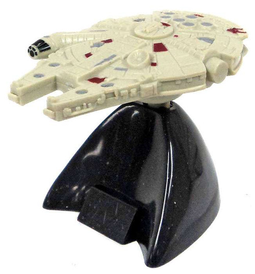 The Star Wars Trilogy Taco Bell Promotional Millennium Falcon Gyro
