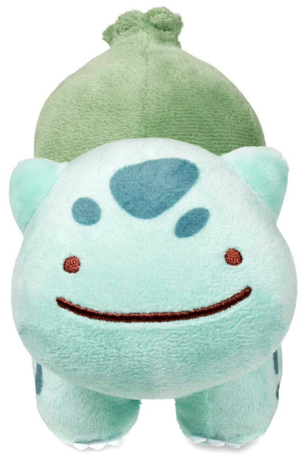 Pokemon Ditto as Bulbasaur Exclusive 5.5-Inch Plush