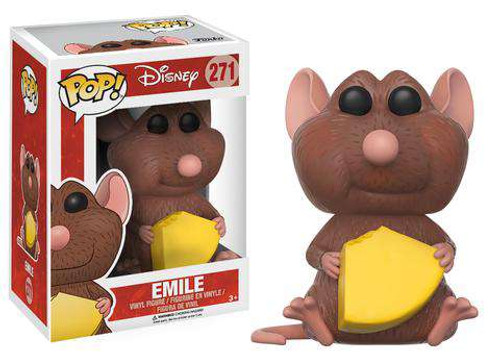 Funko Ratatouille POP! Disney Emile Vinyl Figure #271