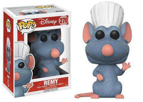 Funko Ratatouille POP! Disney Remy Vinyl Figure #270 [Regular Version]